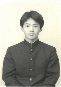 大野先生学生時代