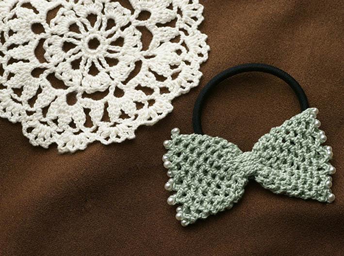 かぎ針編み ワークショップ